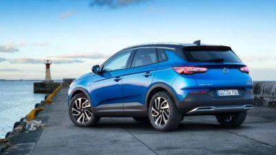 Isprobajte novo hit vozilo – Rezervirajte testnu vožnju atraktivnog SUV-a Opel Granland X @ PSC Primorje