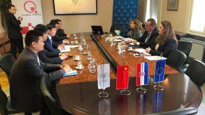 Delegacija općinske vlade kineskog Ningboa posjetila Županijsku komoru Rijeka
