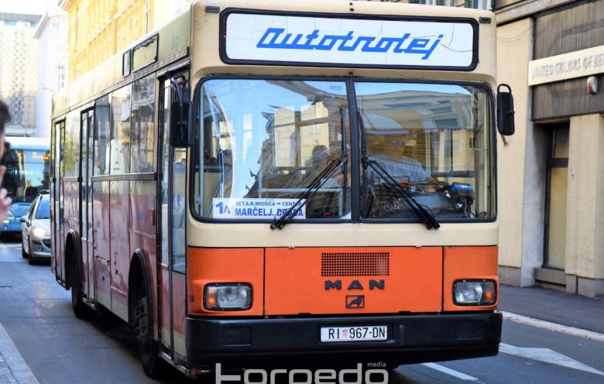 Povratak na stari vozni red: Autotrolej vraća sve polaske ukinute u listopadu