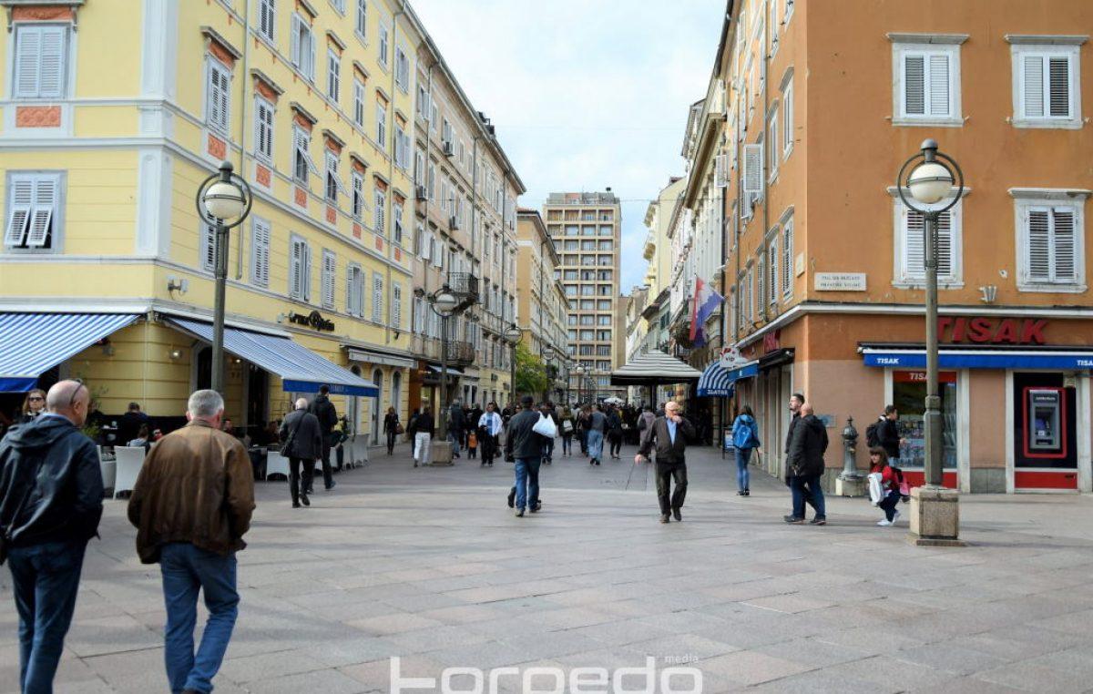 Rijeka proglašena najboljim pametnim gradom u Hrvatskoj
