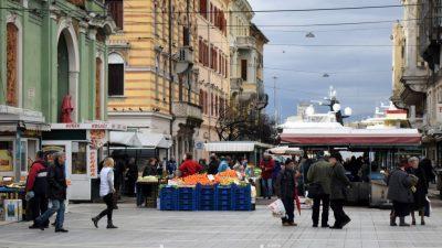 Natječaj za zakup prodajnih mjesta na riječkoj tržnici kao i natječaj za prodaju rasada cvijeća i povrća otvoren je još dva dana, do 22. veljače