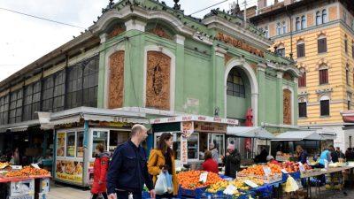 Postojećim zakupcima na tržnici produžit će se ugovor bez provođenja javnog natječaja @ Rijeka