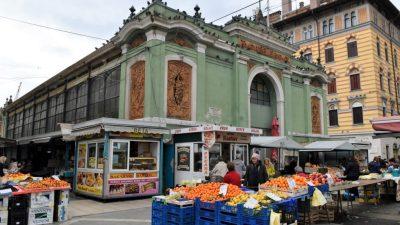 Objavljen natječaj za zakup prodajnih mjesta na Centralnoj tržnici te na tržnicama Zamet i Brajda – Natječaj je otvoren do 31. listopada