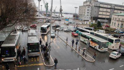 Obersnel: Pregovaramo s više zainteresiranih ulagača u projekt novog autobusnog kolodvora na Žabici