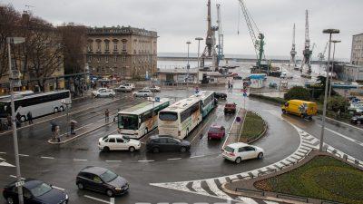 """KVART ZA GRAD: """"Umjesto gradnje novog, predlažemo dogradnju postojećeg autobusnog kolodvora na Žabici"""""""