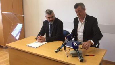 Izborna sjednica Gospodarsko socijalnog vijeća PGŽ: Damir Bačinović izabran za predsjednika @ Rijeka