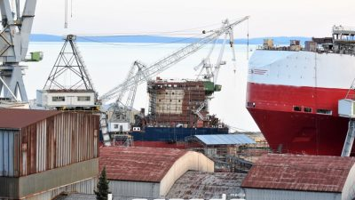 Brodogradnja na rubu kolapsa – 3. maj pred stečajem, Uljanik pred likvidacijom, a radnici kreću u štrajk