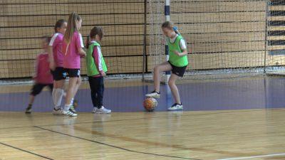 Prezentacija sportova s loptom u sklopu sportske škole Grada Rijeke Ri Move @ Zamet