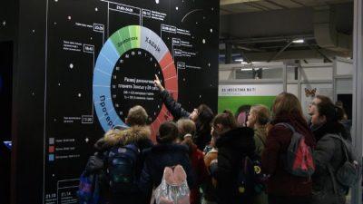 Dinamična planeta zemlja: Izložba uz stručno vođenje u Prirodoslovnom muzeju Rijeka