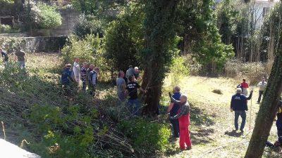 Ekološkom akcijom uređen prostor Centra za psihosocijalnu pomoć stradalnicima Domovinskog rata @ Rijeka