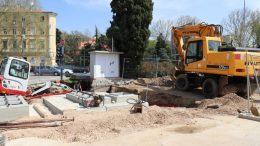 Počeli radovi na Mlaki – KD VIK gradi novu crpnu stanicu @ Rijeka