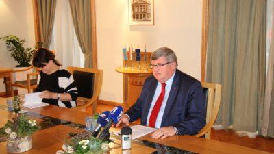 Na pomolu novi izbori? Obersnel pozvao vijećnike da se raspuste i zatraže povjerenje građana @ Rijeka