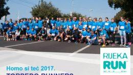 Pred riječkim trkačima dva zahtjevna nastupa: Torpedo runnersi ovog vikenda trče u Beogradu i Rijeci