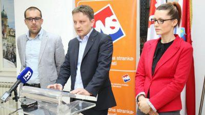 Sad i narodnjaci žele ponovo pred birače: Vijećnici HNS-a poručili da su spremni na nove izbore @ Rijeka