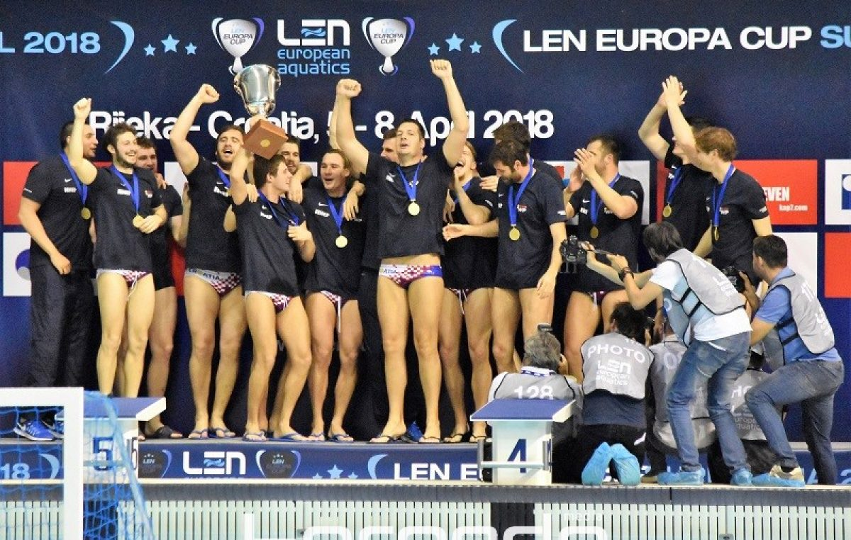 Europa Len Cup – Barakude ispisale povijest @ Kantrida
