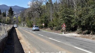 U ponedjeljak kreću radovi na proširenju plinovoda na području Kantride i Costabelle