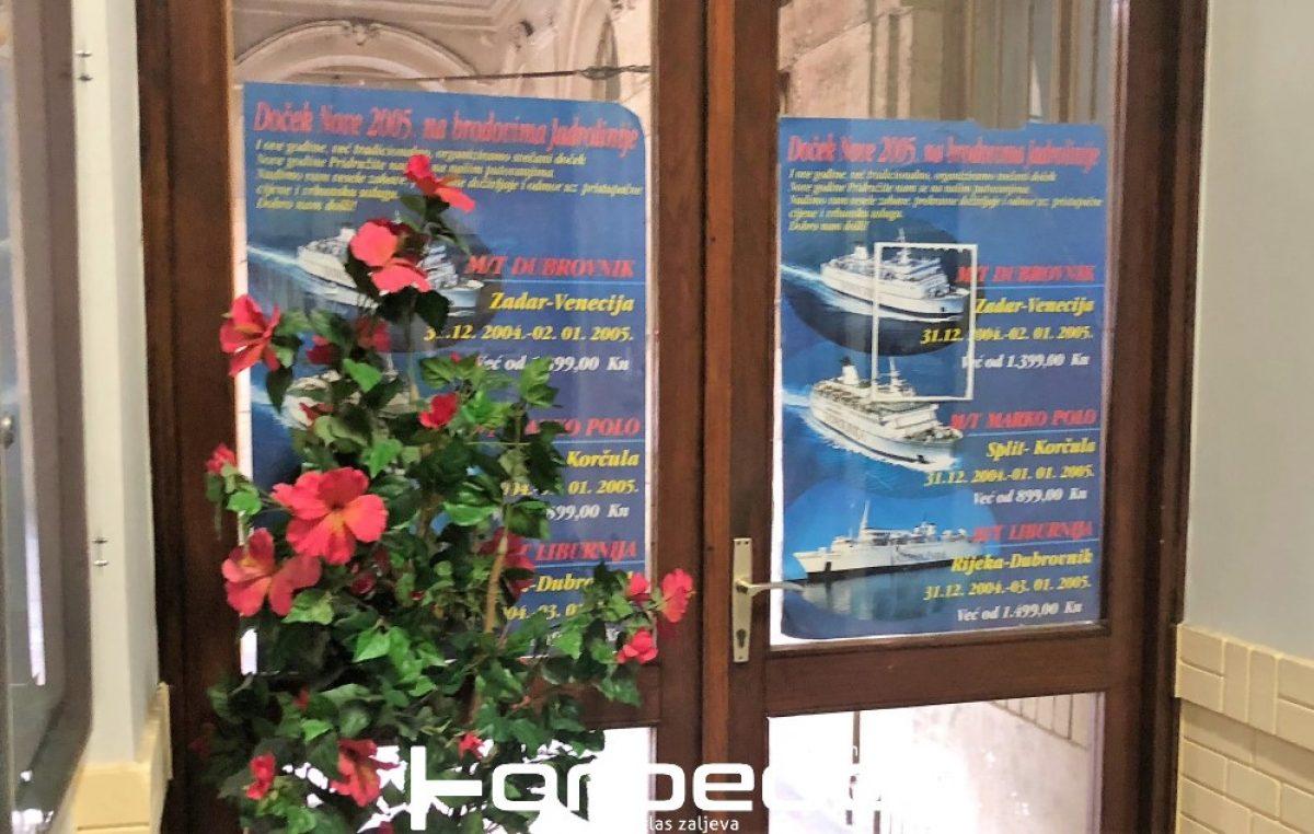 U OKU KAMERE: Jadrolinija vas poziva na putovanje kroz vrijeme – Dočekajte 2005. na njihovim brodovima @ Rijeka