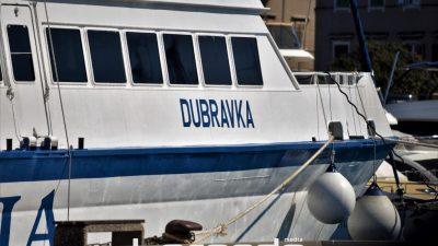 Lošinj i Susak dobivaju brodsku vezu s Trstom kroz EU projekt MOSES