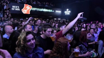 """Koncertna promocija albuma """"To hold"""" grupe Jonathan  oduševila publiku u Pogonu kuluture"""