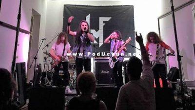 VIDEO Riječki trash metalci Krematorium predstavljaju svoj novi EP 'Altar of Lies' u Palachu @ Rijeka