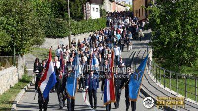 FOTO Spomen na brutalno ubijenih 269 mještana – Održana komemoracija Lipa pamti @ Matulji