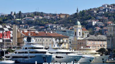I Rijeka 'broji rekorde': Kolovoz donio nove rekordne rezultate uz 20 posto više turista i 30 posto više noćenja