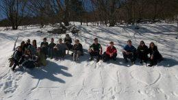 Počeli upisi u Planinarsko društvo Kamenjak