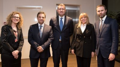 Ivan Kovačić imenovan počasnim konzulom Kraljevine Belgije @ Opatija