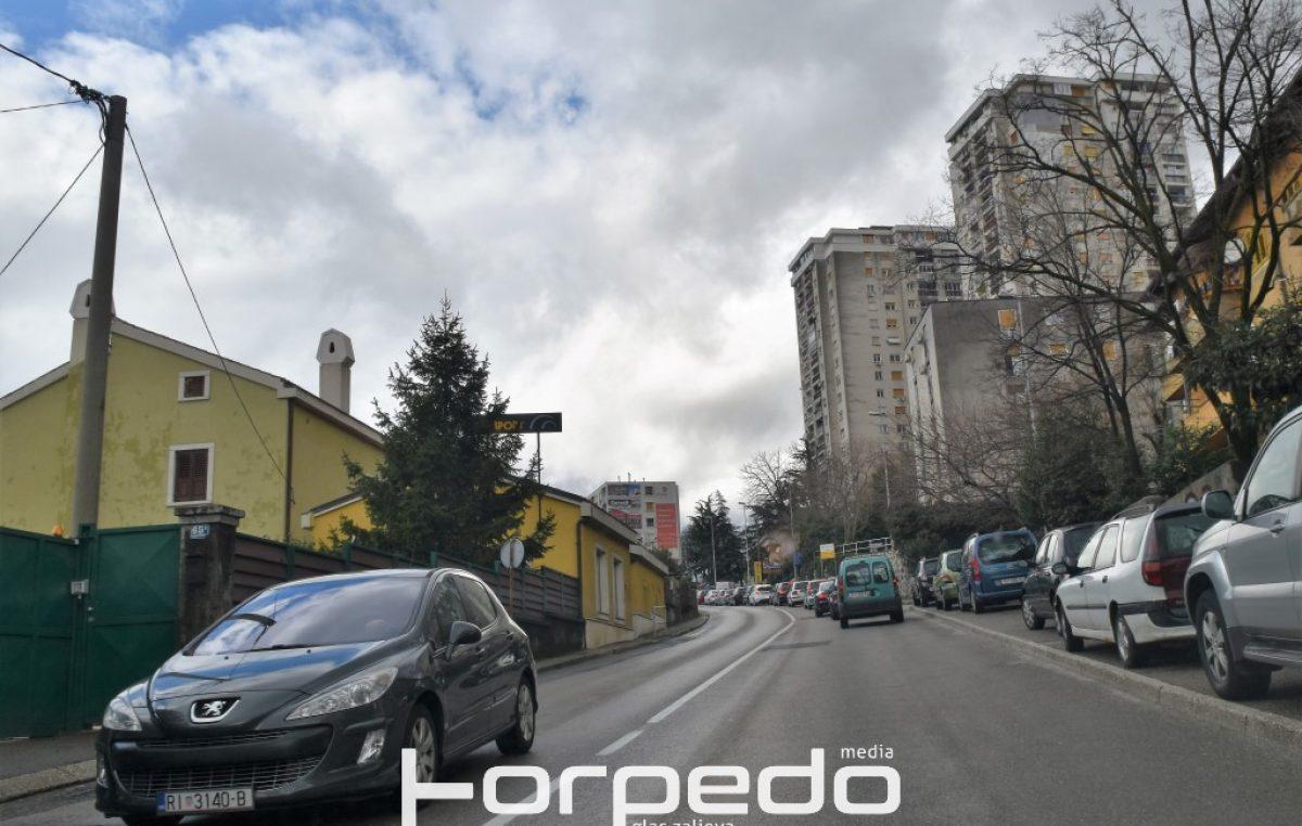 Bakarska i dio Karlovačke ulice sutra i prekosutra zatvoreni zbog radova
