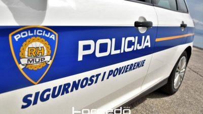17-godišnjak bez vozačke u neispravnom vozilu pijan bježao policiji centrom Rijeke