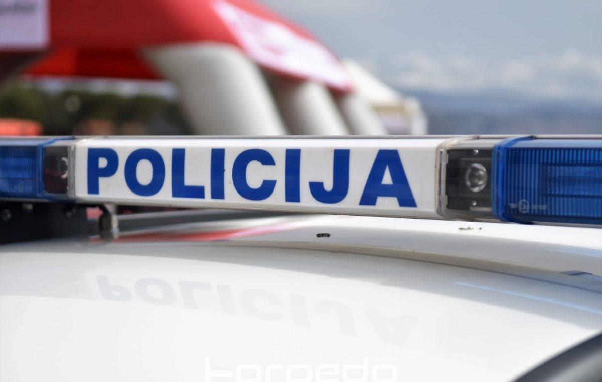 Uhvaćen prilikom krađe u RK Korzo – Prilikom privođenja prijetio zaštitaru i policiji