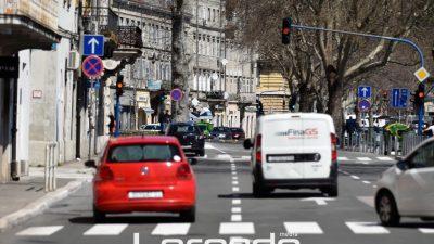 Tjedno izvješće o stanju u prometu