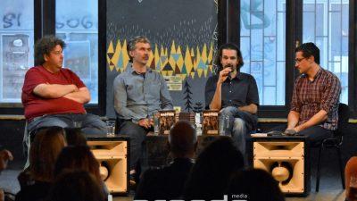 Droge, nasilje i izvrsna glazba: U društvu TBF-ovaca Nikola Čelan predstavio knjigu o splitskim devedesetima i rađanju urbane scene @ Rijeka
