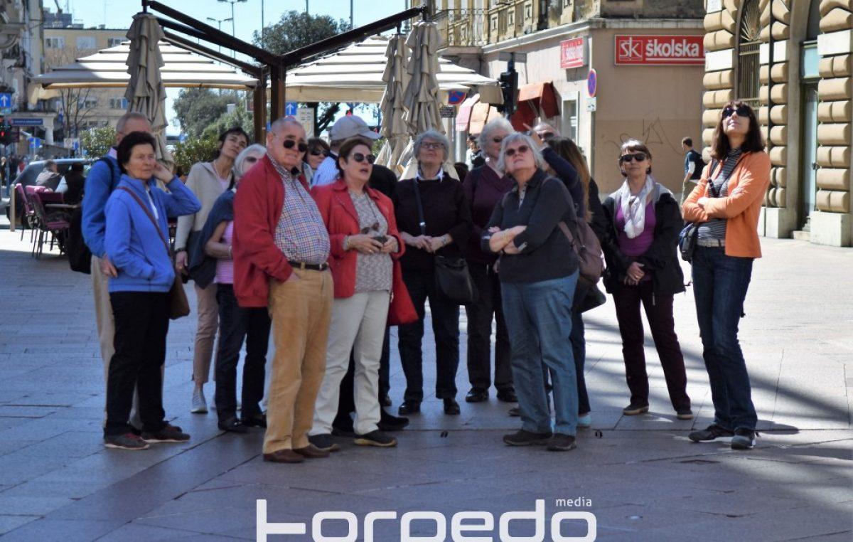 Rijeka i u listopadu zabilježila porast noćenja stranih i domaćih turista