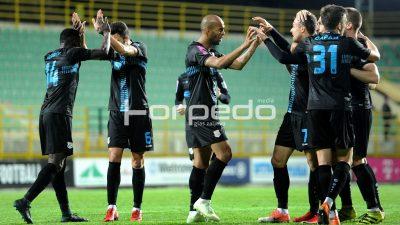 Rijeka se plasirala u polufinale Kupa – Golovima Hebera i Gorgona zaustavljena Lokomotiva