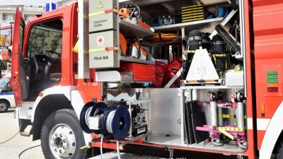 Požar osobnog vozila na Pulcu