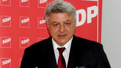Marko Filipović predsjednik SDP-a Rijeka, Zlatko Komadina ostao na čelu županijske organizacije