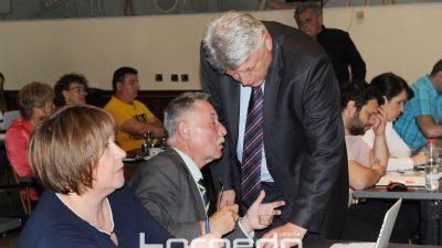 Burno na Županijskoj skupštini: Oporba napustila sjednicu zbog Marišćine, Komadina kritično o Ekoplusu