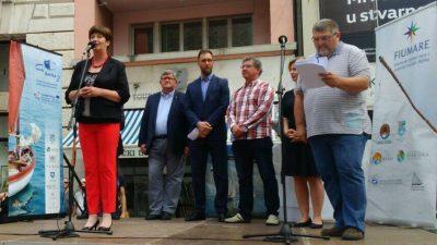 Otvoren 7. Kvarnerski festival mora i pomorske tradicije – FIUMARE 2018 @ Rijeka