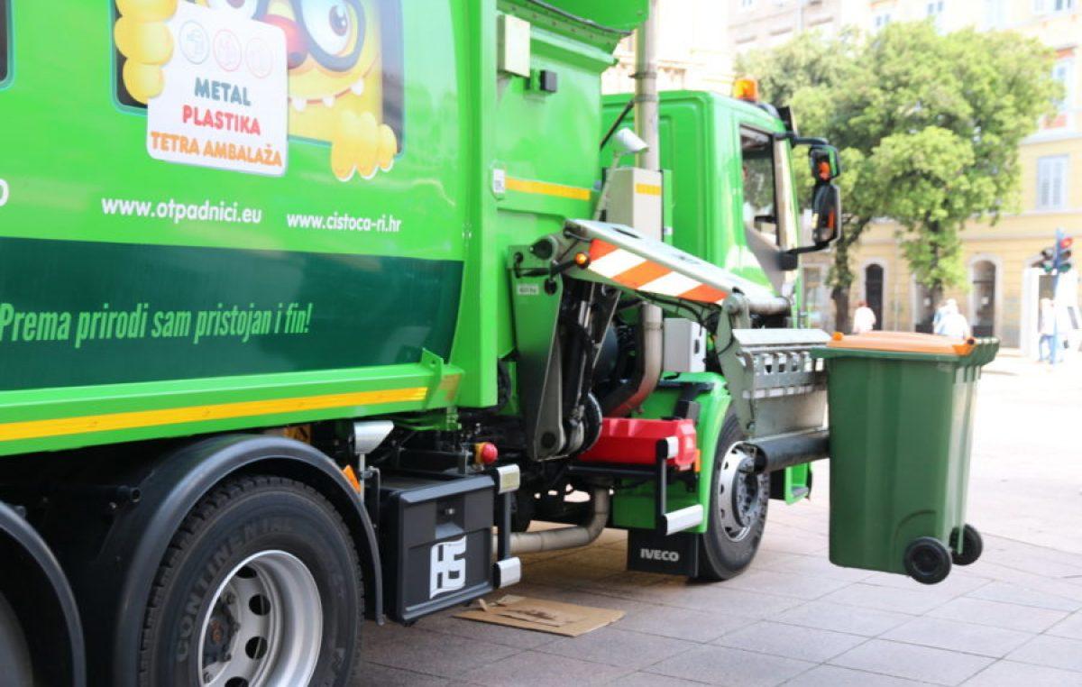 """Naplata po osobi, umjesto po """"kvadratu"""" – Novi cjenik odvoza komunalnog otpada na snazi od 1. studenog @ Rijeka"""