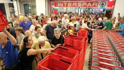 Dva otvorenja u Tower Centru Rijeka: Novi Intersparov hipermarket donio 100 radnih mjesta, otvoren i brand store Reloaded