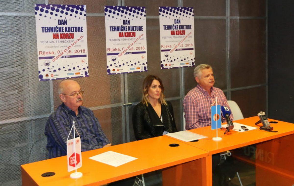 Odgoda zbog lošeg vremena: Dan tehničke kulture na Korzu 24. svibnja @ Rijeka