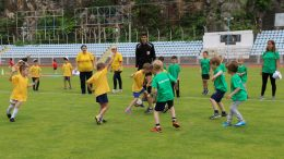 Gotovo 500 malih sportaša sudjelovalo na 17. Olimpijskom festivalu dječjih vrtića grada Rijeke