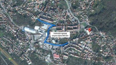U ponedjeljak počinju radovi na zamjeni vodovodnog cjevovoda na Srdočima @ Rijeka