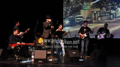 Riccardo Staraj & Midnight Blues Band nastupaju u River Pubu ove subote @ Rijeka