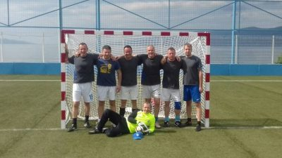 U OKU KAMERE Armada 'osvojila' Kantridu – Nogometnim turnirom počelo rođendansko slavlje navijačke skupine @ Rijeka