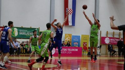 Košarkaši Škrljeva u fantastičnoj atmosferi pobijedili Cibonu @ Mavrinci