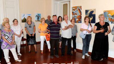 Otvorenje izložbe i koncert klasične glazbe u Circolu