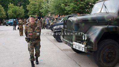 Održan 16. Međunarodni susret starodobnih i terenskih vozila  @ Karlovac