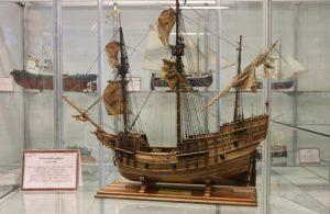 Najbolje makete hrvatskih brodova predstavljaju se javnosti na izložbi koja se otvara danas @ Rijeka
